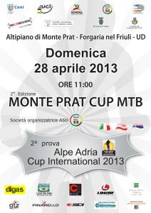 Alpe Adria Cup - Monte Prat 2013