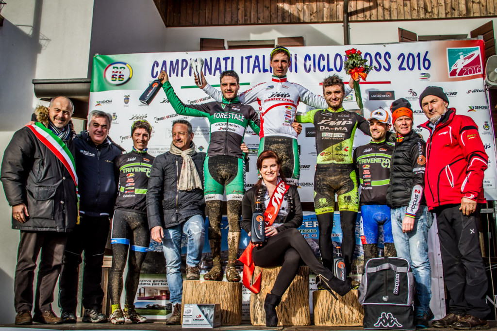 "TROFEO ""SELLE SMP"" MASTER CROSS 2014-2015"